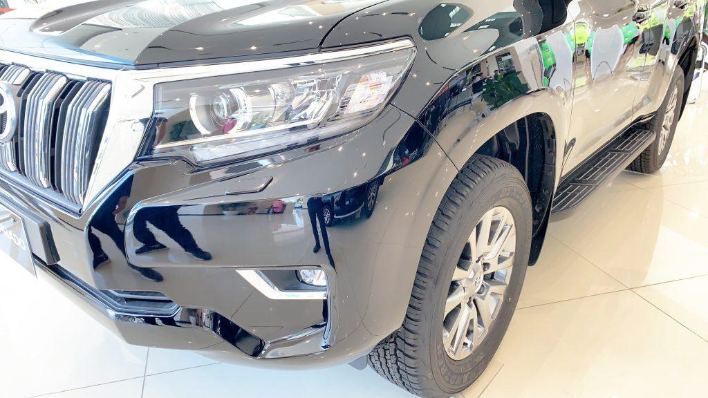 Toyota Land Prado 2019 - Đèn xe