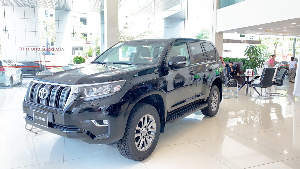 Toyota Land Prado 2019